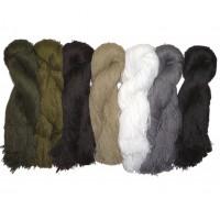 """Набор ниток для маскировочного халата """"Ghillie"""" 7 цветов"""