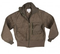 "Подкладка для куртки ""Бундесвер"" оливковая"