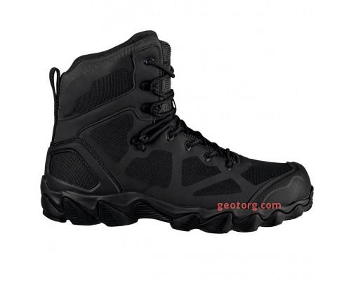 """Черные ботинки """"CHIMERA"""" высокие"""