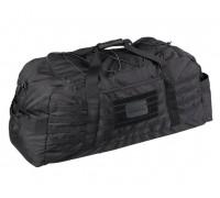 Летная боевая сумка США большая (черная)