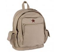 """Городской рюкзак """"RED STAR"""" хаки"""