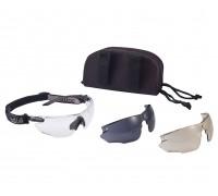 Черные боевые очки ′COMBAT′ от bollé®