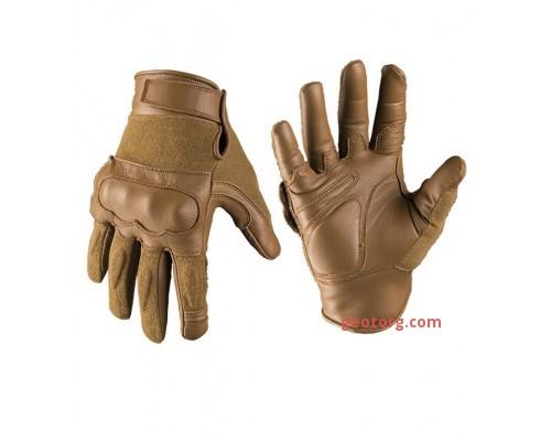Тактические перчатки Dark Coyote
