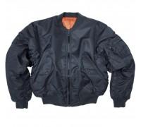 "Куртка TEESAR® ""MA1®"" темно-синяя"