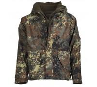 Милтек США куртка-мембрана с подстежкой флектарн