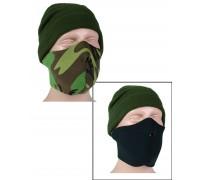 Милтек маска неопреновая на нижнюю часть лица
