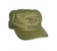 "Кепка ""SEALS"" койот"