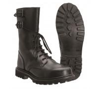 Французские кожаные ботинки