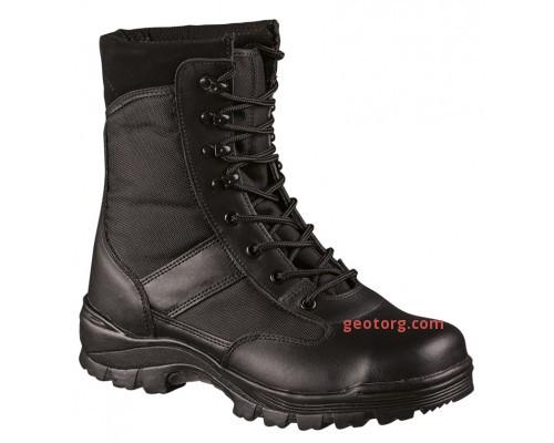 """Ботинки """"Security"""" черные"""