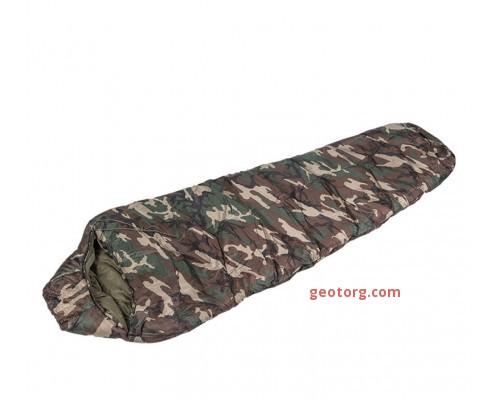 """Спальный мешок """"MUMMY"""" woodland"""