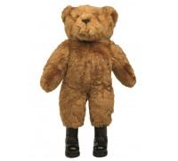 Медведь большой с ботинками