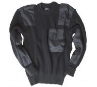 Бундес.свитер акрил темно-синий.