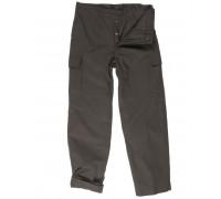 Немецкие черные брюки на подкладке