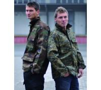 Куртка полевая BDU, Mil-tec, диджитал вудланд