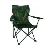 Кресло для отдыха складное, Mil-tec, вудланд.
