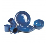 Набор посуды WESTERN (12 предметов), Mil-tec.