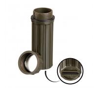 Контейнер для спичек водонепроницаемый, Mil-tec, олива.