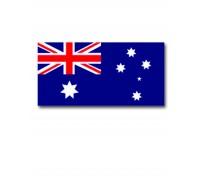 Милтек флаг Австралии 90х150см