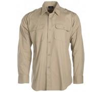 Милтек рубашка тропическая хаки