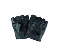 Милтек перчатки беспалые Biker кожа