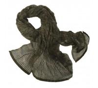 Милтек шарф-сетка 190х90см Digital Woodland
