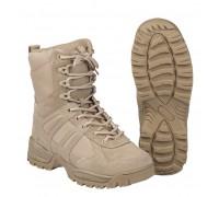 Милтек ботинки полевые 2-го пок. хаки