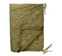 Подклад для пончо (стеганое одеяло),  койот