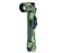 Г-образный фонарь SM LED маленький, Mil-tec, флектарн.