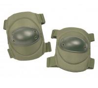 Налокотники защитные, Mil-tec, олива.