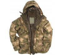 Милтек США куртка-мембрана с подстежкой A-TACS FG