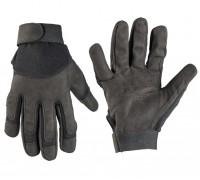 Милтек перчатки армейские черные