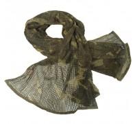 Милтек шарф-сетка 190х90см DPM