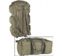 Милтек сумка-рюкзак TAP 98л олива