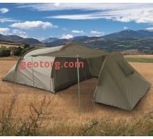 Палатка 3-местная с емкостью для багажа (оливковая)