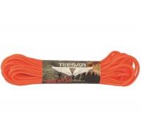 Шнур ВДВ США (15м.), Mil-tec, оранжевый.