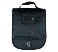 Милтек сумка для туалетных принадлежностей черная