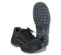 """Низкие рабочие ботинки """"W.PLASTIC"""" черные"""