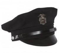 Фуражка полицейского США синяя