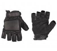 Милтек перчатки беспалые Security.