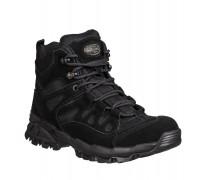 Милтек ботинки Trooper 5 дюймов черные.