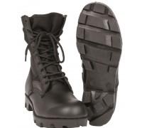Милтек ботинки Panama черные.