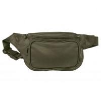 Милтек сумка-пояс Fanny Pack олива
