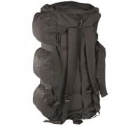 Милтек сумка-рюкзак TAP 98л черная