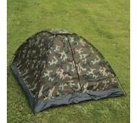 "Палатка ""IGLU STANDARD"" 3-местная, Mil-tec, вудланд."