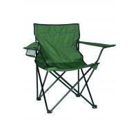 Кресло для отдыха складное, олива
