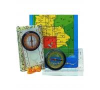 Милтек компас для карт