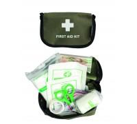 Аптечка первой помощи маленькая, Mil-tec, олива.