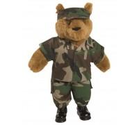 Милтек костюм для медвежонка плюшевого CCE
