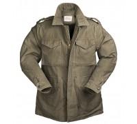 """Куртка США """"M51"""" искуственно состаренная (оливковая)"""