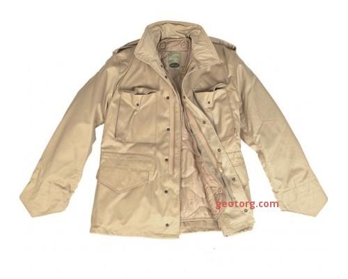 "Куртка ""М65"" с подкладом (хаки)"